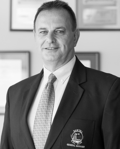 General Manager Greg Agius