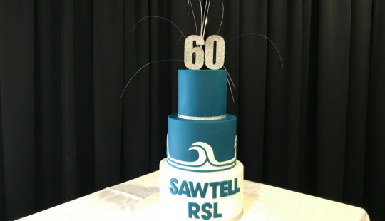 Sawtell RSL turns 60!