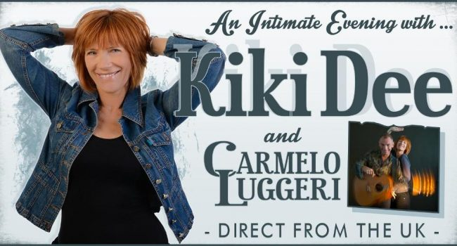 Kiki Dee Entertainment